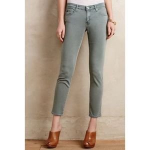 AG ADRIANO GOLDSCHMIED STEVIE ANKLE Jeans 24P